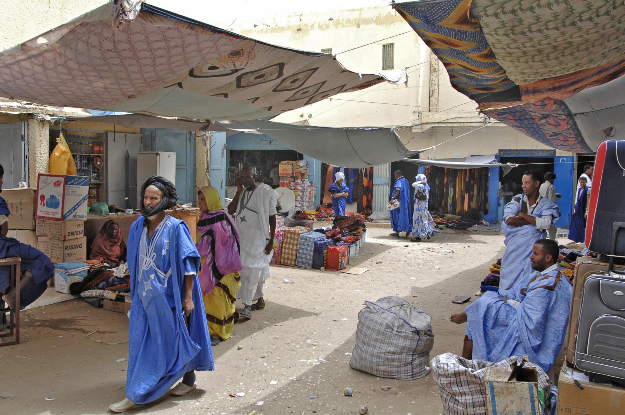 En Mauritanie, il y a encore des esclaves.