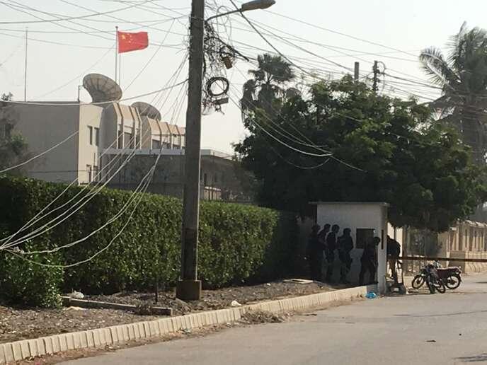 中國駐卡拉奇總領事館2018年11月23日遭3名武裝分子開槍和投擲手榴彈攻擊, 四人死亡