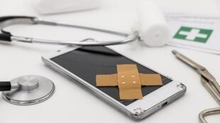 Pacientes poderão fazer consulta por webcam.