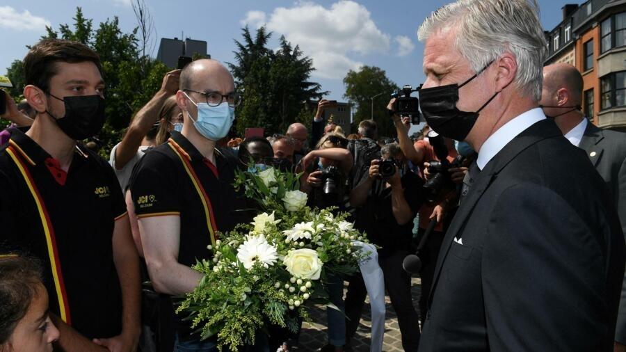欧洲水灾200死:比利时全国默哀一分钟 欧洲水灾200死:比利时全国默哀一分钟