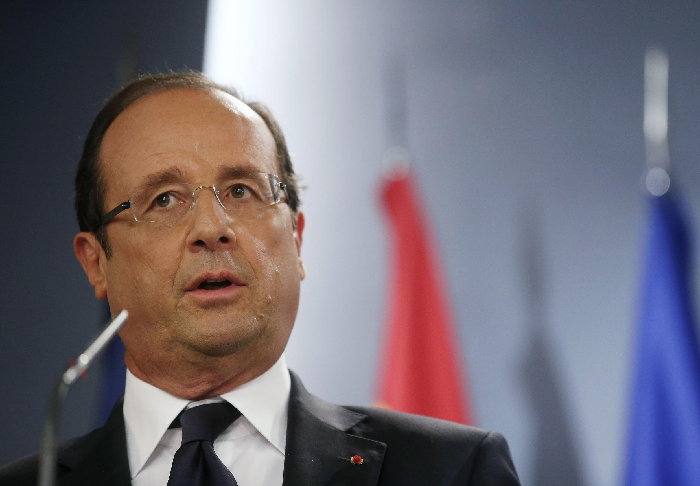 Shugaban kasara Faransa, François Hollande