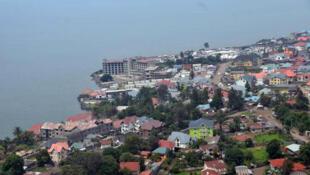 Mji mkuu wa mkoa wa Kivu Kaskazini, Goma.