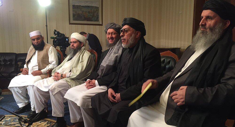 Wasu kwamandojin kungiyar Taliban