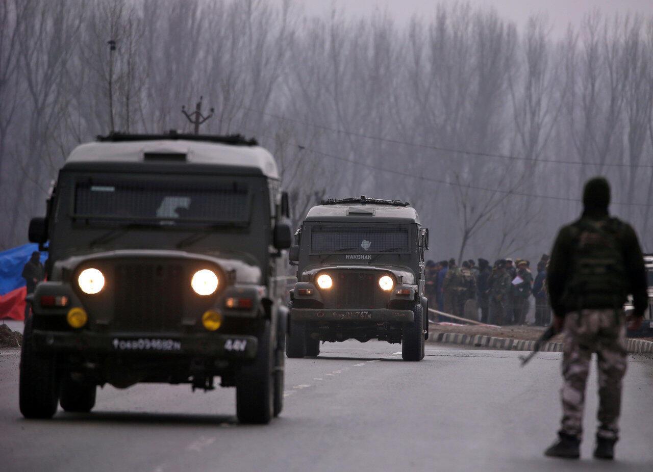 Escalada de tensão entre a Índia e o Paquistão