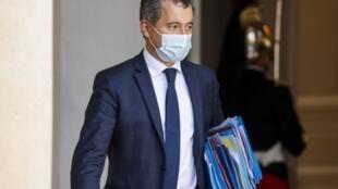 Глава МВД Франции Жеральд Дарманен намерен обсуждать с Россией выдворение радикализованных лиц