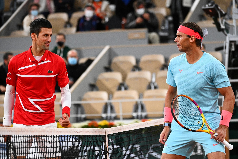 Rafael Nadal - Novak Djokovic - Ténis - Tennis - Desporto - Roland Garros