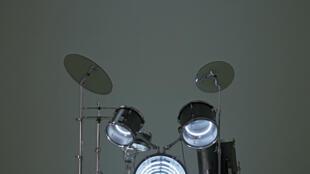 'Drums', 2009, Iván Navarro.