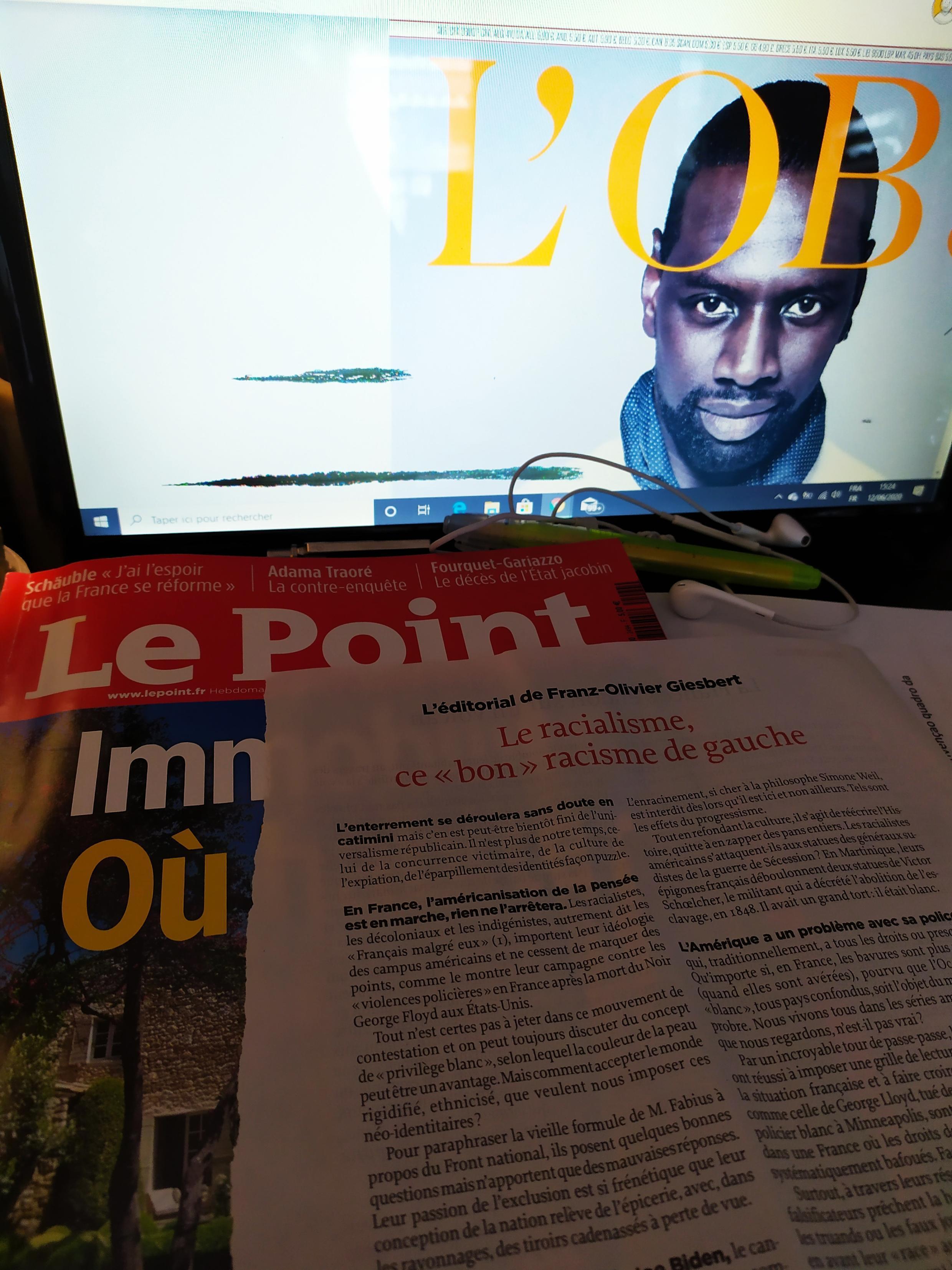Violência e racismo nos Estados Unidos, em França e no mundo