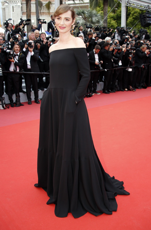 Луиз Бургуэн — французская актриса, модель и телеведущая