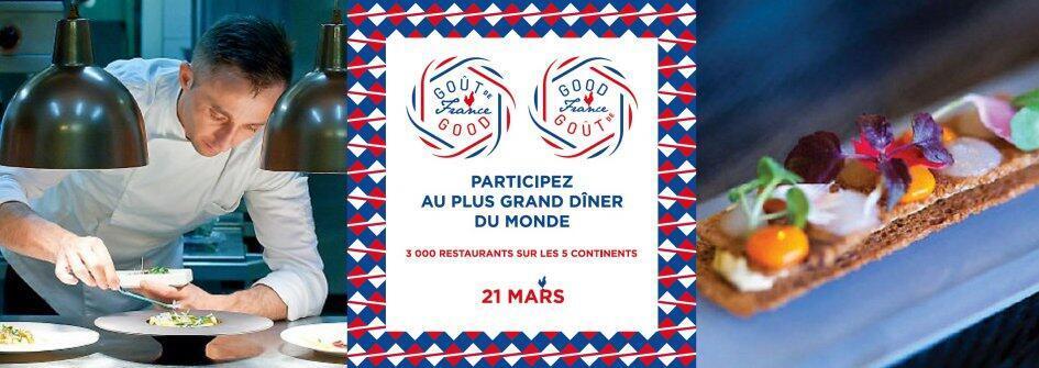 Впервые фестиваль Goût de France состоялся в 2015 году после признания ЮНЕСКО французской кухни нематериальным наследием человечества.