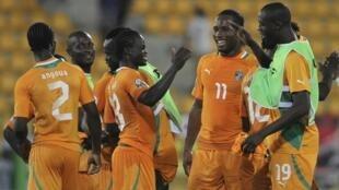 La Côte d'ivoire, l'équipe favorite de cette CAN 2012 affronte la Guinée équatoriale.