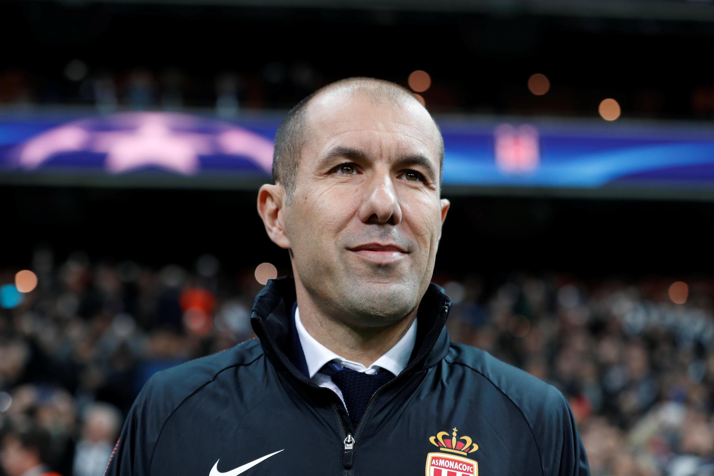 Leonardo Jardim, treinador do Mónaco.