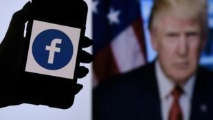 El panel de supervisión independiente de Facebook decidió este miércoles mantener el veto impuesto por la plataforma al expresidente estadounidense Donald Trump, pero pidió una revisión de esa medida en los próximos seis meses