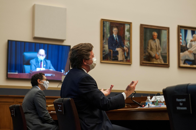 Covid-USA-réunion