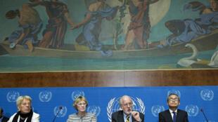 A comissão investigadora da ONU para a Síria revelou que investiga um total de 14 denúncias de ataques com armas químicas