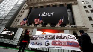 Manifestation Uber New York