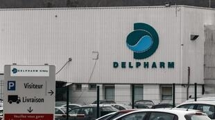 Delpharm, in Saint-Remy-sur-Avre, northern France