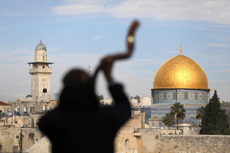 گنبد معروف به قبۃالصخره - بیتالمقدس
