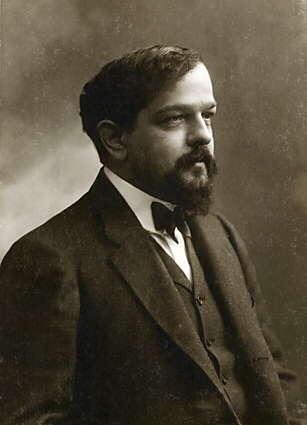 Claude Debussy, năm 1908.