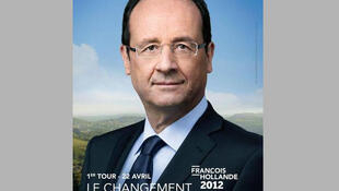 Inspired? A Hollande election poster
