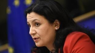 Вице-премьер-министр повопросам европейской иевроатлантической интеграции Украины Иванна Климпуш-Цинцадзе