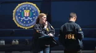 نیروهای اداره تحقیقات فدرال ایالات متحده آمریکا