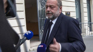Eric Dupond-Moretti is the first sitting French justice minister to be charged in a legal probe