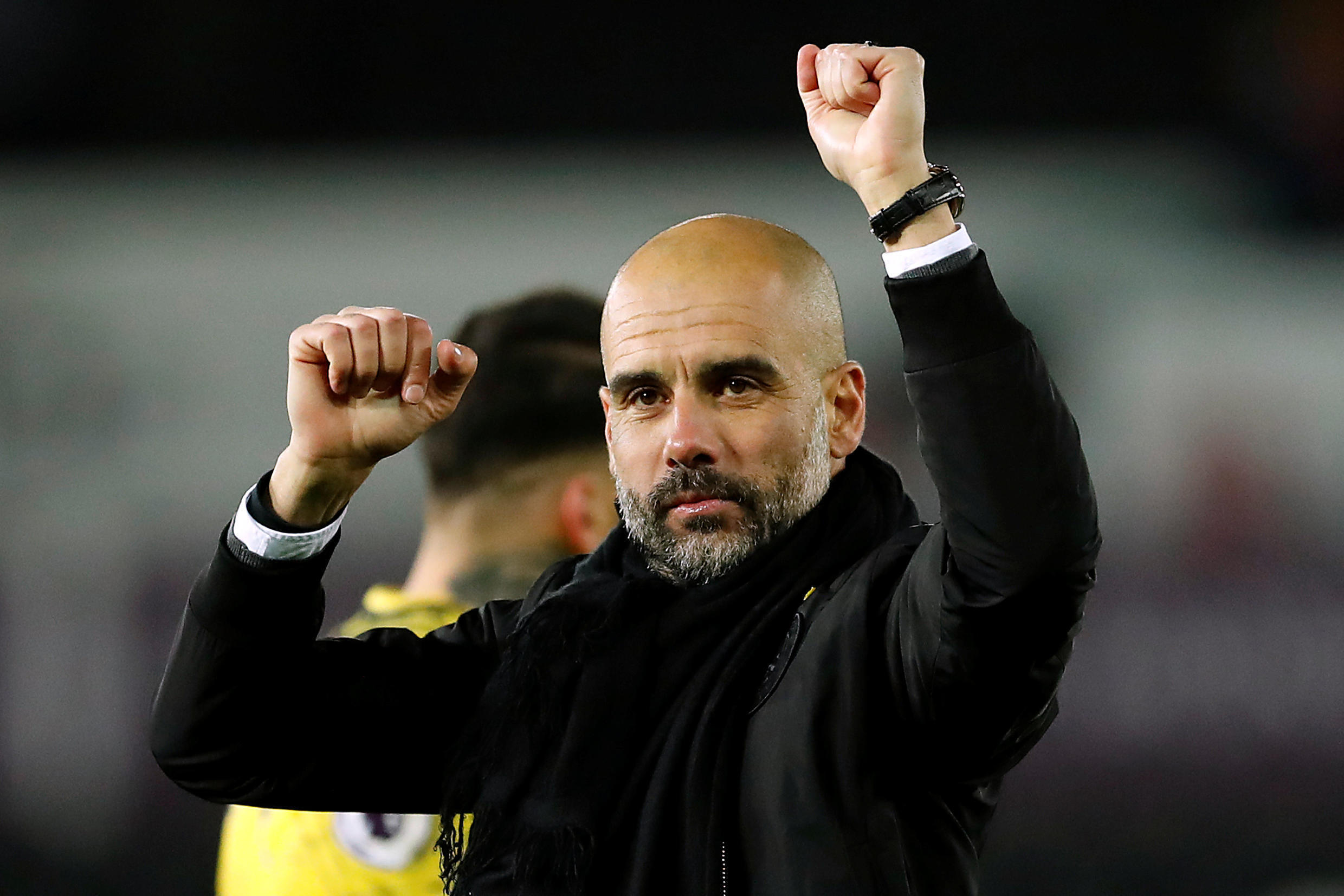 Pep Guardiola took over at Manchester City in the summer of 2016.