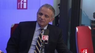 Director Executivo Adjunto do Programa conjunto da ONU sobre HIV/SIDA,  Luiz Loures