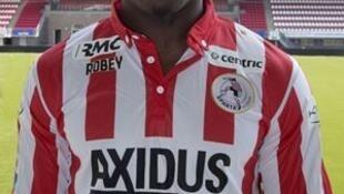 Le Guinéen Mathias Pogba.