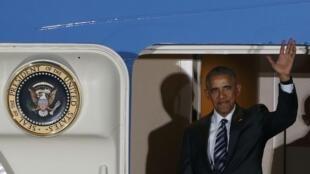 O presidente dos Estados Unidos, Barack Obama faz sua sexta e última visita como chefe de Estado à Alemanha.