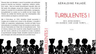 La couverture de «Turbulentes ! Des Africaines en avance sur leur temps ...»
