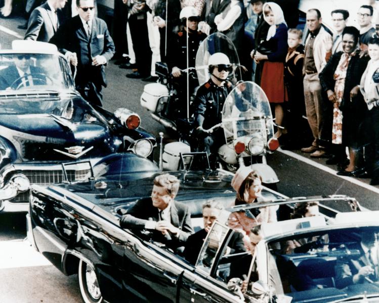 Những hình ảnh cuối cùng của cố tổng thống Mỹ JF Kennedy, trước khi ông bị ám sát tại Dallas (Texas) ngày 22/11/1963