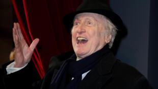 L'acteur français Claude Rich, ici en 2013, est décédé le 20 juillet, à l'âge de 88 ans.