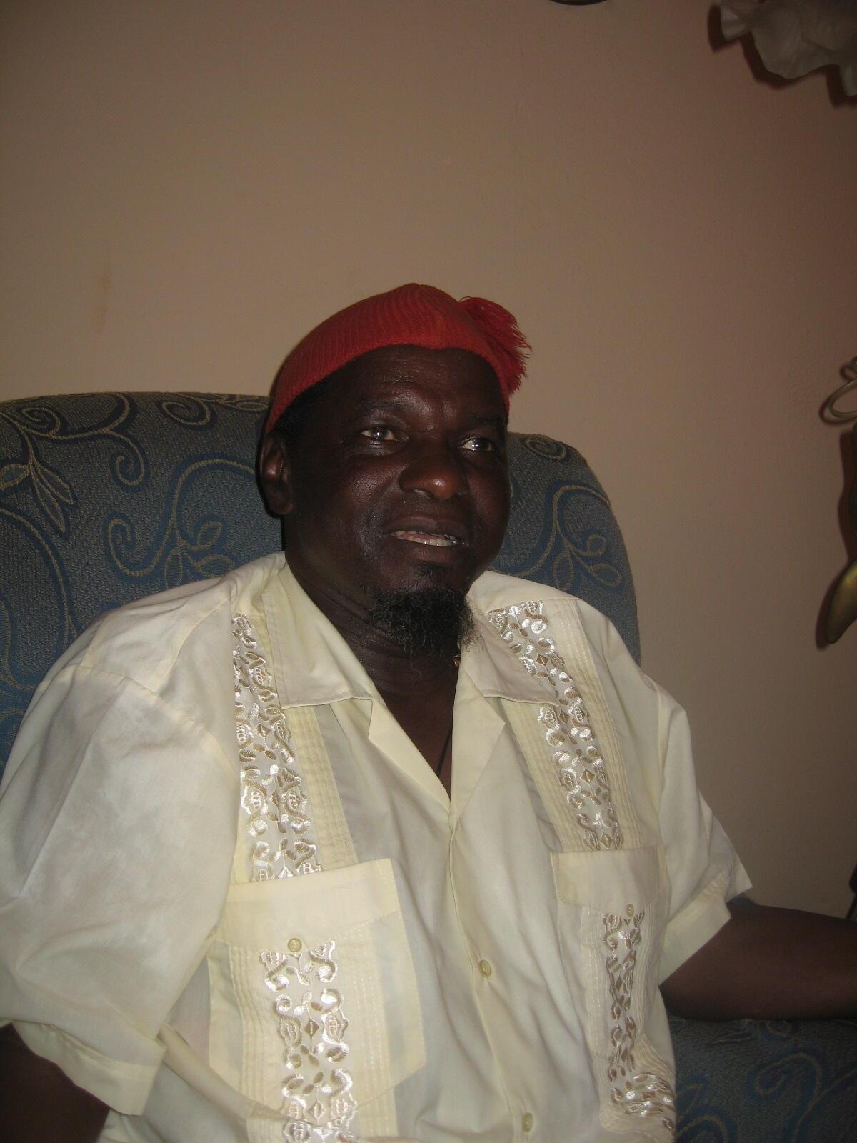 Ex chefe de Estado guineense, Kumba Yalá, fundador do PRS