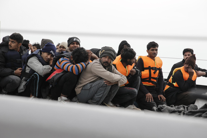 Người tị nạn tại Thổ Nhĩ Kỳ.