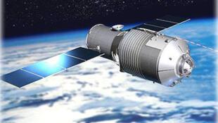 ایستگاه فضایی تیانگونگ چین.