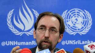 زید رعد حسین، کمیسر عالی حقوق بشر سازمان ملل متحد