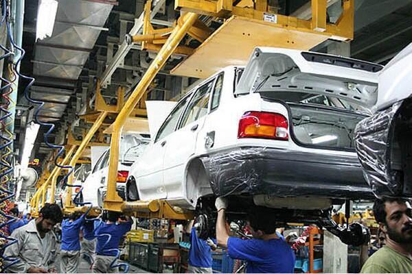 صنعت خودرو سازی ایران