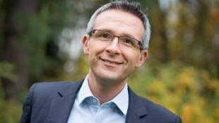 Stéphane Troussel, président du Conseil Départemental de Seine-Saint-Denis