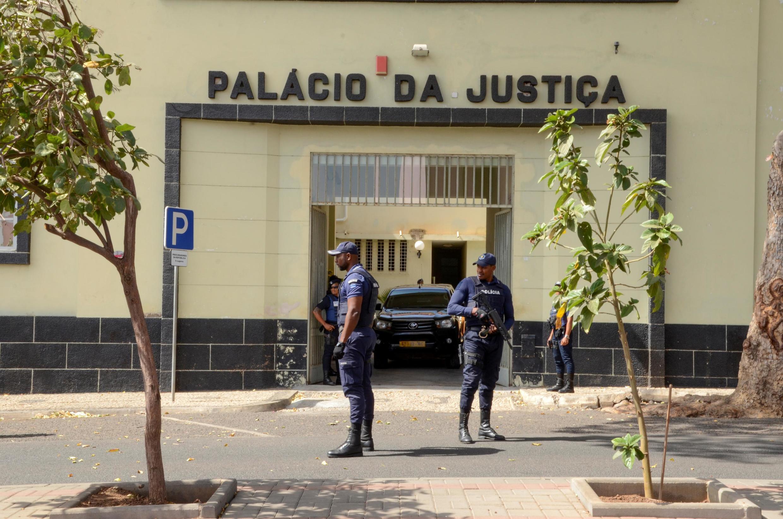 Суд города Прая в Кабо-Верде