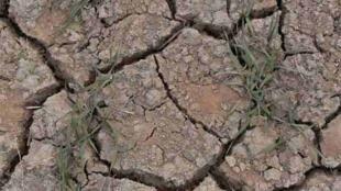 中國西部嚴重缺水