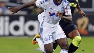 L'Ivoirien Brice Dja Djédjé.