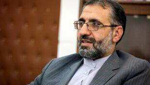 غلامحسین اسماعیلی سخنگوی قوۀ قضائیه جمهوری اسلامی ایران