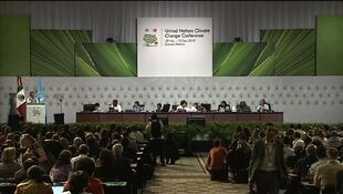 A última conferência sobre mudanças climaticas da ONU foi realizada em Cancún, no México, em dezembro de 2010.