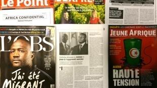 Revista de Imprensa Semanal.