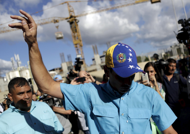 L'ancien candidat à la présidentielle Henrique Capriles, membre de la coalition de l'opposition, peut être satisfait: la MUD a remporté son pari à l'occasion des législatives du 6 décembre au Venezuela.