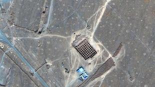 iran-site-enrichissement-uranium