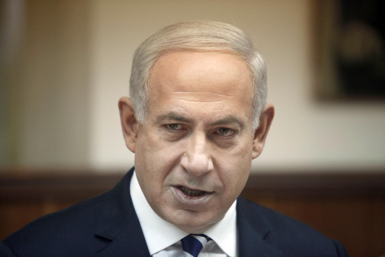 Thủ tướng Israel Benjamin Netanyahu, Jerusalem, 02/12/2012.