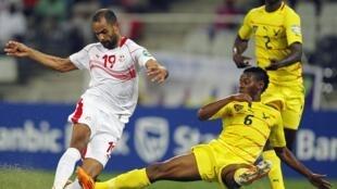 Togo qualifica-se para os quartos-de-final do CAN 2013 na África do Sul
